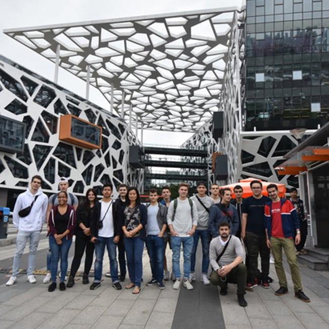Route2China - 15 Lernende aus Zürich erkunden China - Teilnehmende