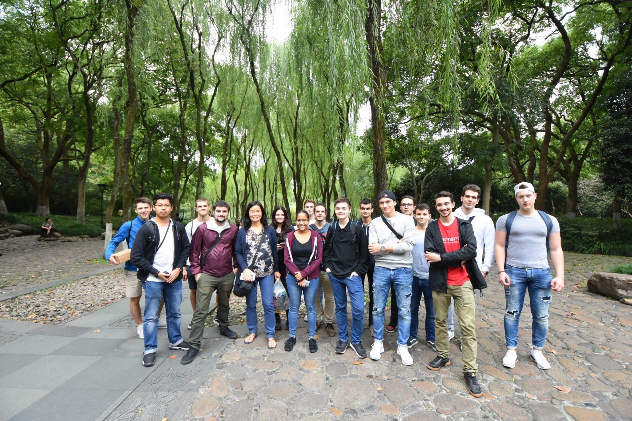 Route2China - Unternehmen aus Männerdorf das Kulturen verbindet und Visionen schafft - Teilnehmer